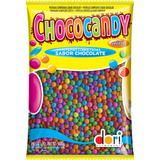 Chocolate Confeitos Chococandy 500g Tipo Confete M&m
