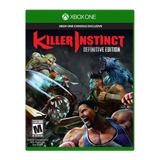 Juego Xbox One Killer Instinct Definitive Edition Fisico