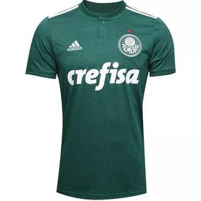 9f14ff8278 Camisa Palmeiras Treino E Passeio - Camisa Manga Curta no Mercado ...