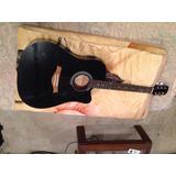 Un Regalo!!!! Guitarra Memphis Electro Acústica