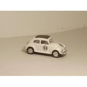 Herbie Vw Cupido Motorizado Autito Auto Antiguo Juguete