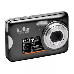 Camera Fotografica Digital Vivitar Vivicam Hd 16 Megapixels