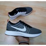16f214d9eb26 Tenis Zapatillas Nike Dualtone Racer Gris Negra Hombre