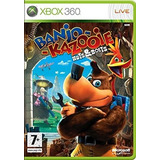 Banjo-kazooie: Nuts & Bolts Xbox 360/ One Código