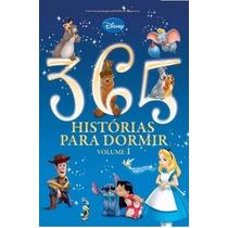 Livro 365 Histórias Da Disney Novo Capa Cartonada Vol 1