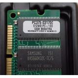 512mbs Dimm Pc-133 Memoria Para Pc
