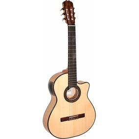 Guitarra Electroacústica La Alpujarra 85kec Sicomoro Fishman