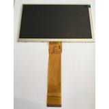 Display Lcd Tela Tablet Genesis Gt-7200 7 Polegadas Original