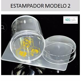Estampador De Silicon Transparente De Sellos Modelo 2
