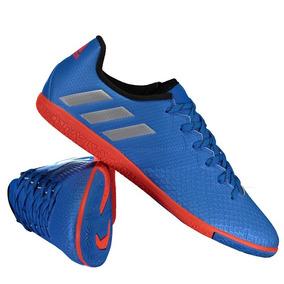 Chuteiras Adidas Azul De Zebra De 2017 Do Messi - Chuteiras no ... 42acf18ae2701