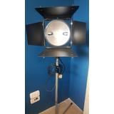 Luz Minipanoramica Dexel Difolight 1000w + Trípode Y Visera
