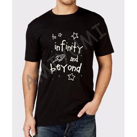 Camiseta Toy Story Para O Infinito E Além Filme
