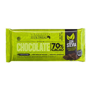 Chocolate Colonial Stevia Diet (x10un) Barata La Golosineria