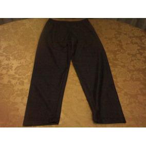 Pantalon Legui Estilo Jeans Dama Talla S 3/4 Nuevo