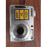 Camara Sony Cyber-shot Dsc-s650