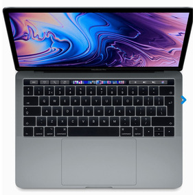Macbook Pro 2018 - 256gb Touch Bar