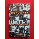 Livro - Benjamim - Chico Buarque - Ed. Cia. Das Letras