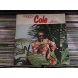 Lp - Freddy Cole Latino - 1979