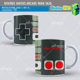 Diseños Juegos Arcade