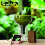 Kit Little Plant 32 Sin Soporte, Maceta Autorregante