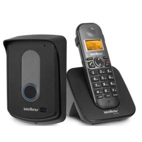 Porteiro Eletrônico Sem Fio Intelbras C/ Telefone - Tis 5010