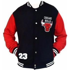 Jaqueta Masculina College Agasalho Chicago Bulls Basquete