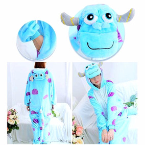 Pijama Kigurumi Sullivan Monster Inc + 3 Tallas