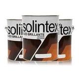 Pintura Blanca Y Colores Aceite 1/4 Galon Solintex Oferta