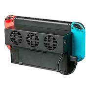 Nintendo Switch Potente Ventilador Enfriador + Envío Gratis
