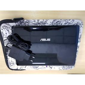 Netbook Asus Eeepc 1025c Preto Intel Atom 2gb Ram 320gb Led