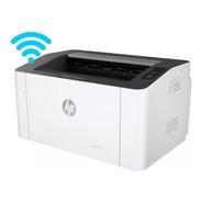 Impresora Laser Hp 107w Monocromatica Usb Wifi Oficina