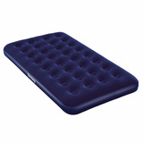 Colchon Inflable + Almohada + Inflador Bestway Combo