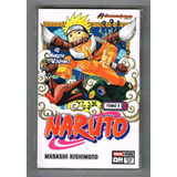 Naruto - Tomo 1 - Editorial Panini
