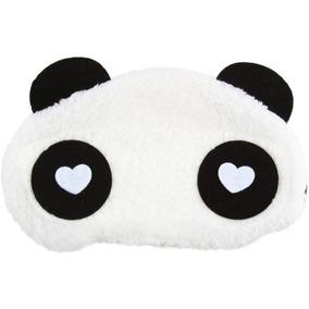 Antifaz Dormir Panda Sueño Siesta Relajacion Viaje Antifaces