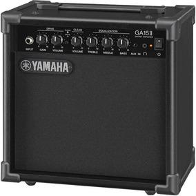Amplificador Combo Para Guitarra Ga15 Ii Yamaha 15w