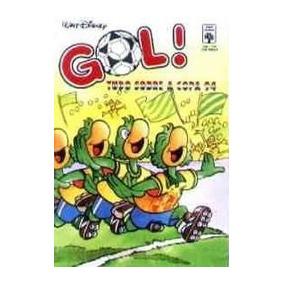 Revistinha Disney Gol Tudo Sobre A Copa 94 R$ 5,00 + Frete