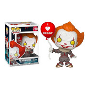 Pop! Funko Pennywise #780 | It A Coisa