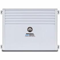 Amplificador Marino Db Drive Apm 300.2d Clase D 2 Canales