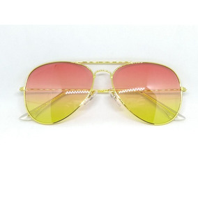 Óculos Aviador Lente Amarela - Óculos no Mercado Livre Brasil 6d18b478a8