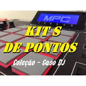 Kit De Pontos De*95 A 2017* P/mont. Ao Vivo E Prod.de Funk