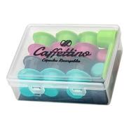 Cápsulas Recargables Caffettino P/nespresso X12u