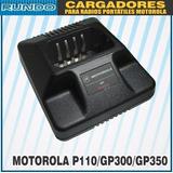 Cargador Rapido Para Radio Motorola P110 Gp300 Gtx Gp350