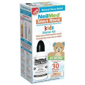 Neilmed Lavado Nasal Sinus Rinse Pediatrico Con 30 Paquetes
