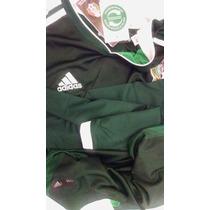 Manga Largajersey Playera Selección Nacional México Adidas17