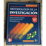 Metodologia De La Investigacion (3ª Ed.) Sampieri