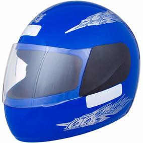 Capacete Moto Liberty Four Az/ Rosa/ Prat/ Pret/ Fosco Nº58