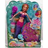 Muñeca Bubble Mermaid Sirena Con Burbujero Ditoys Toysdepot