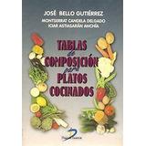 Tablas De Composicion Para Platos Cocinados (rustico)
