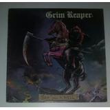 Lp Grim Reaper See You In Hell Americano Original De La Epoc