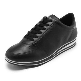 4f0a5ddc8d Sneaker Feminino Ramarim 1371102 - Tênis para Feminino Preto no ...
